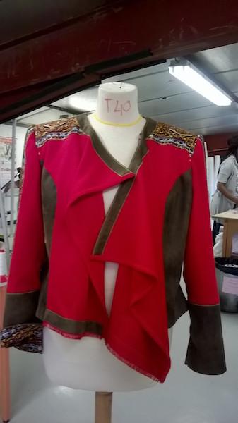 rouge veste2