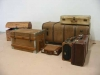 malles et valise