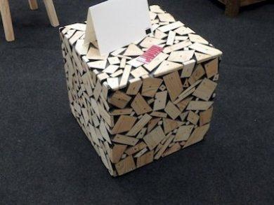 cube noir Image