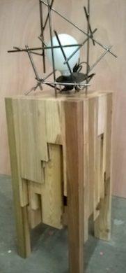 lampe fer à béton Image