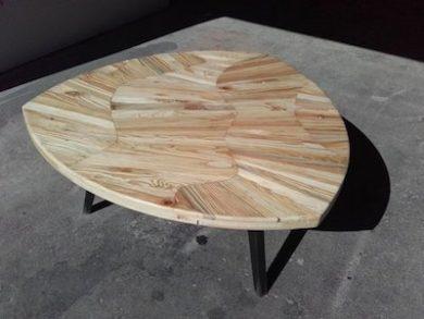 table basse ondine Image