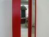miroir de pied ouvert