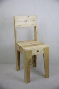 Chaise tout bois Image